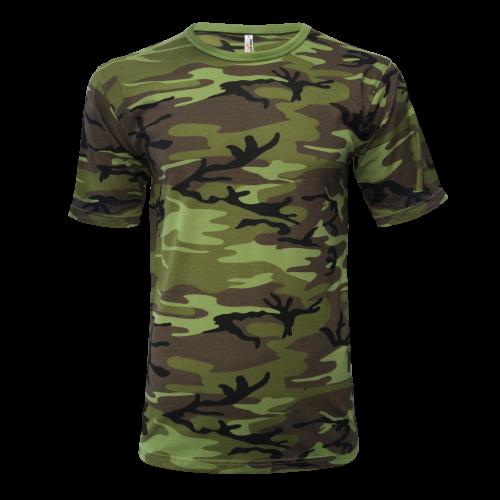 Vojenské tričko AF - Military pánské